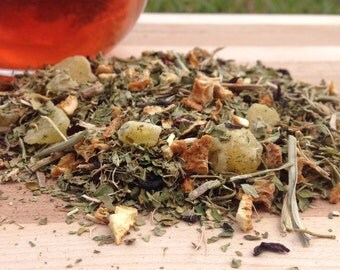 Passion Loose Leaf Tea, Passion Flower Tea, Fruit Tea, Herbal Tea, Multiple Sclerosis