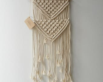 Macrame Wall Hanging by Courtney Blackwell