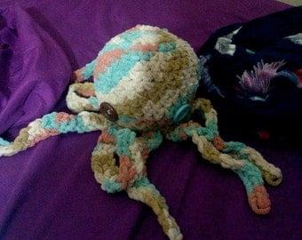 Jumbo octopus plushies (Jumboctos)