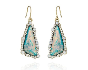 Bora Bora Drop Earrings