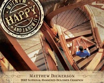 When I'm Happy & I Know It- Hammered Dulcimer CD