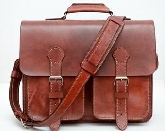 Messenger leather bag / / bag mesenger of skin / / bag leather man / / bag messenger woman