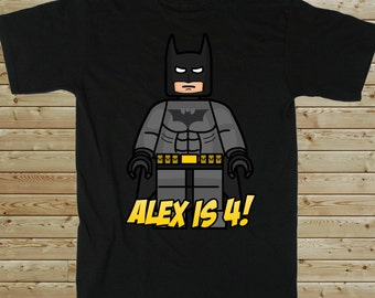 LEGO Batman T-Shirt - Boys