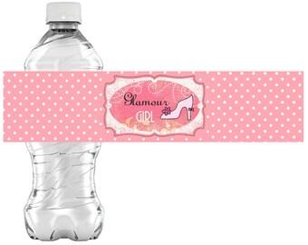 Girly water bottle