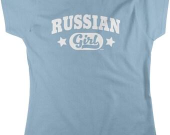 Russian Girl Women's T-shirt, NOFO_00997