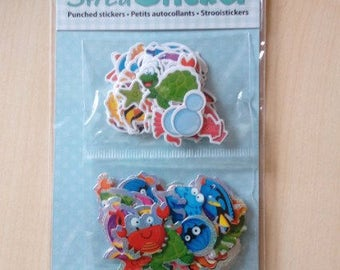Folia litter stickers Underwaterworld
