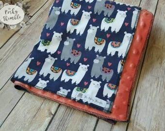 llama baby bedding | etsy