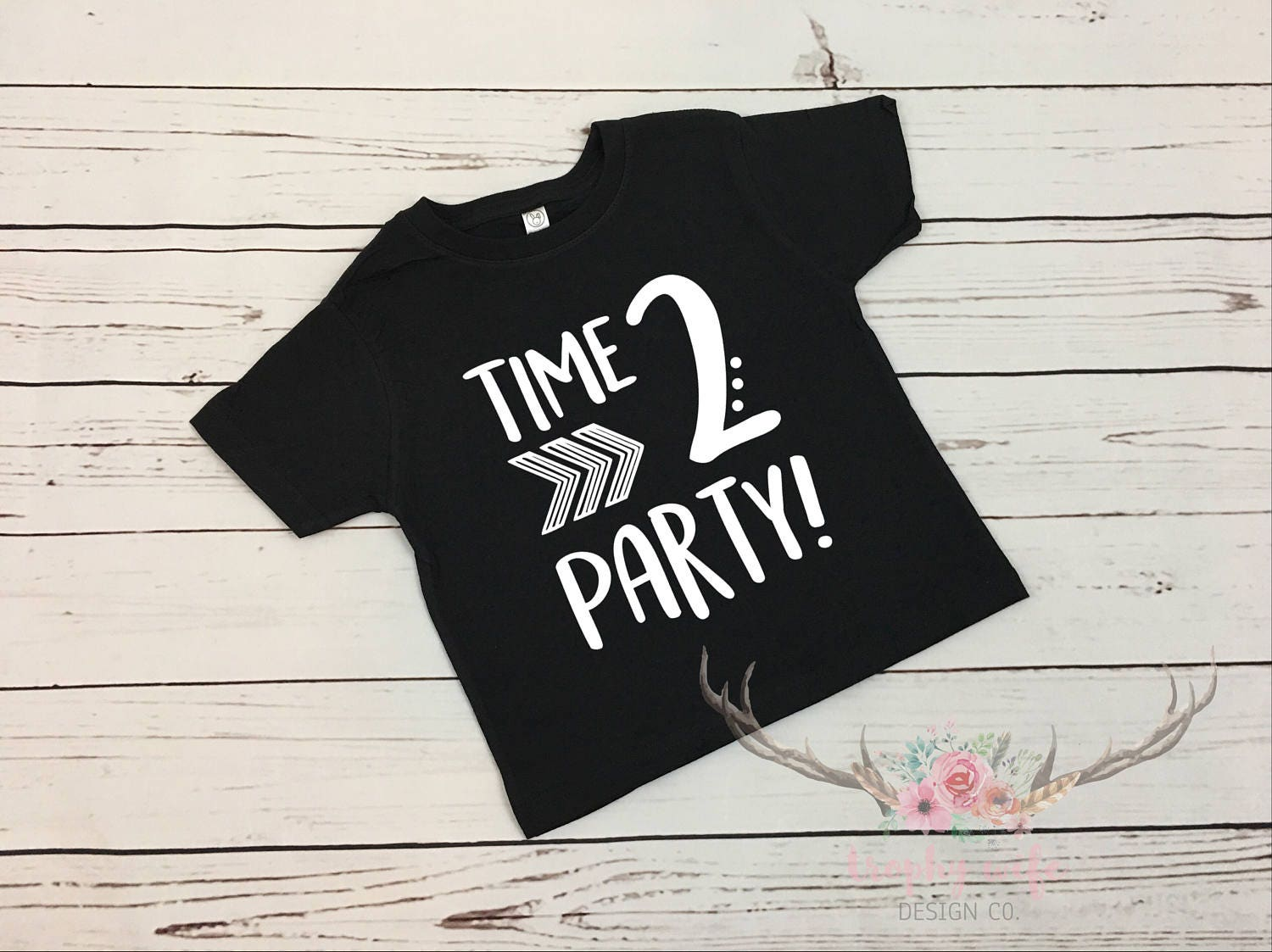 Time Two Party Shirt