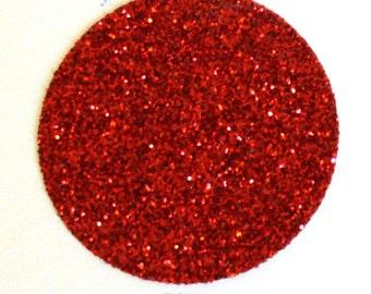 """Orange/Copper--Siser Glitter Heat Transfer Vinyl--12"""" x 20 ..."""