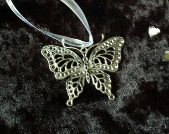 Handmade Bridal Butterfly Keepsake