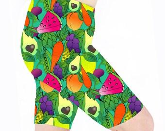 Plant Power Running Shorts. Shorts. Yoga Shorts. Roller Derby Shorts. Vegetable Shorts. Fruit Shorts. Cycling Shorts. Fitness Shorts