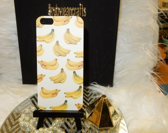 Banana Printed iPhone 6 Cell Phone Case Insert