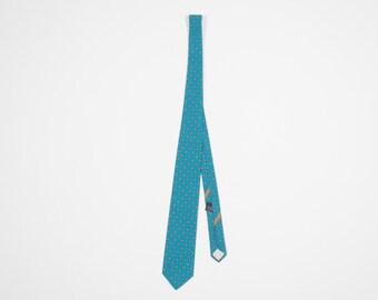 CHANEL - silk necktie