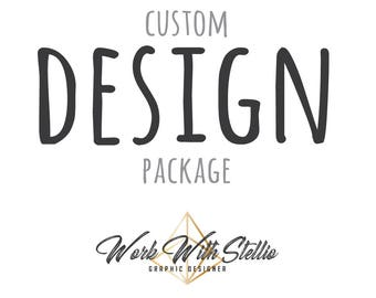Custom Graphic Design Packages Client Branding Promotional Work With Stellio Design Solutions Personal Designer Customised Pricing