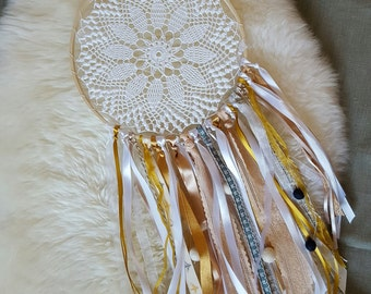 Dream Catcher, Boho Decor, Bohemian Home,Large Dream Catcher