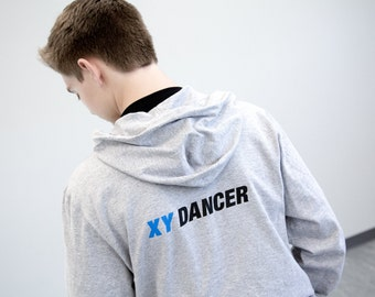 XY Dancer hoodie for men!