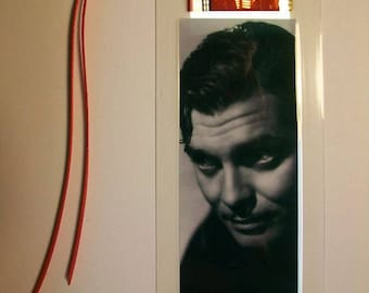 CLARK GABLE Classic Movie Film Cell Bookmark Rare …