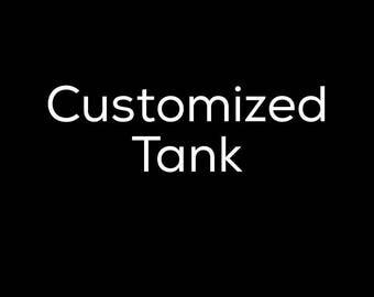 Custom Children's Tank