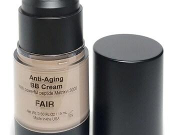 Vegan BB Cream, Anti-Aging Cream, Organic BB Cream, Fair BB Cream, Vegan Primer, Natural Vegan Primer, Anti Aging, Organic anti aging primer