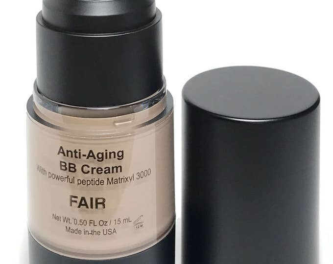 Vegan BB Cream, Anti-Aging Cream, Organic BB Cream, Fair BB Cream, Vegan Primer, Natural Vegan Primer, Anti Aging, Organic anti aging primer
