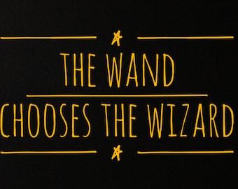Mystery Wizard Wand