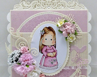 Any occasion Magnolia card