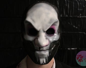 White Death Inspired Payday 2 Mask