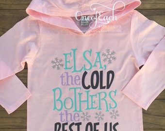 Elsa Frozen Hooded Pullover