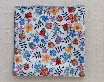 Handkerchief Liberty of London Floral Fabric