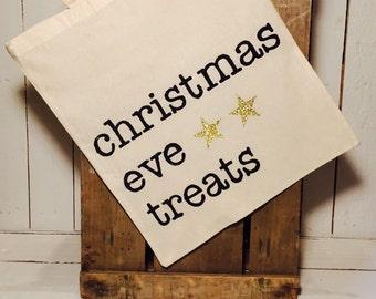 Christmas Eve Treats bag