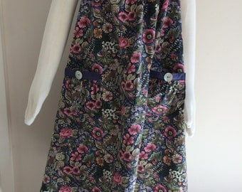 Adore the Cloth - Enchanted Garden Sundress - Size 4