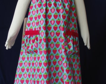 Adore the Cloth - Strawberry Delight Sundress - Size 4