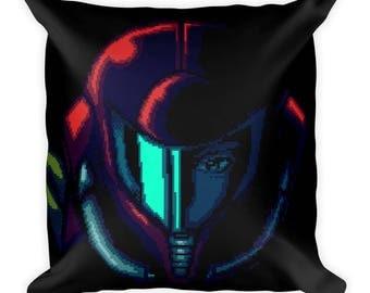 Super Metroid Samus Aran Pillow