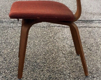 Vintage Mid Century Modern Thonet Bentwood Chair-Eames DCW style