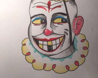 Clown of the Circus