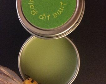 Lip Balm - DebBee's Lime  0.5oz