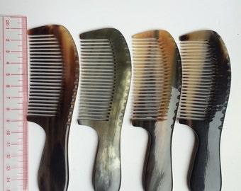 Horn comb