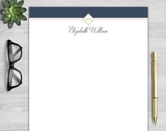 Letterhead Template for Word | Personalized Letterhead | DIY Custom Letterhead | Business Letterhead | DIY Stationary | Custom Stationary