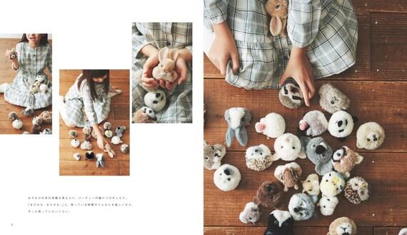 how to make cute yarn animals
