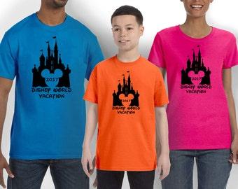 Matching Family Vacation tshirt,Disney Vacation Shirt shirt,Disney Trip Tshirt,Unisex Disney Shirt,Disney Shirt