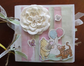Winnie The Pooh - Disney - Paper Bag Album