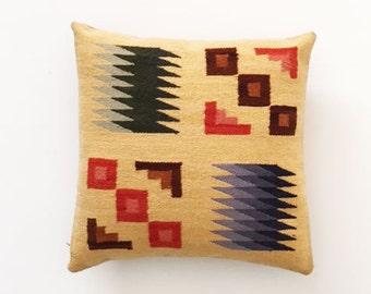 Peruvian Wool Pillow