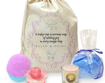 New Baby Relax And Enjoy Mini Spa In A Bag Collection 3