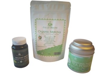 The Ultimate Matcha Green Tea Stack