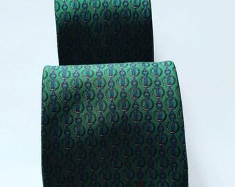 Celine Paris vintage tie