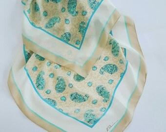 Anne Klein vintage scarf