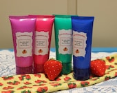 Strawberry Lotion, Hand Lotion, Strawberry Scent, Body Lotion, Lotion, Bath and Body, Strawberry Bath and Body