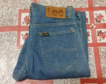Vintage LEE RIDERS jeans men's scovil zipper made in USA
