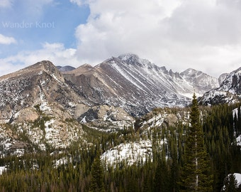 Rocky Mountain National Park - Fine Art Travel Photography Prints - Matted