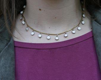 Large Dangle Necklace